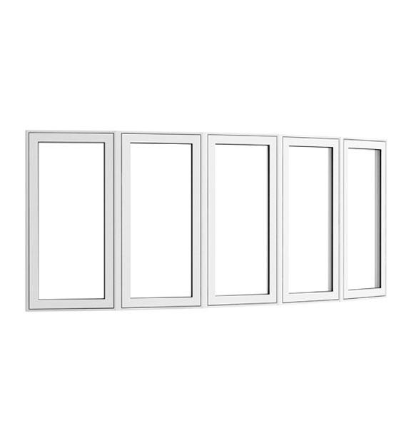Fenêtre en baie et en arc NOVOPRESTIGES Inc. Montreal