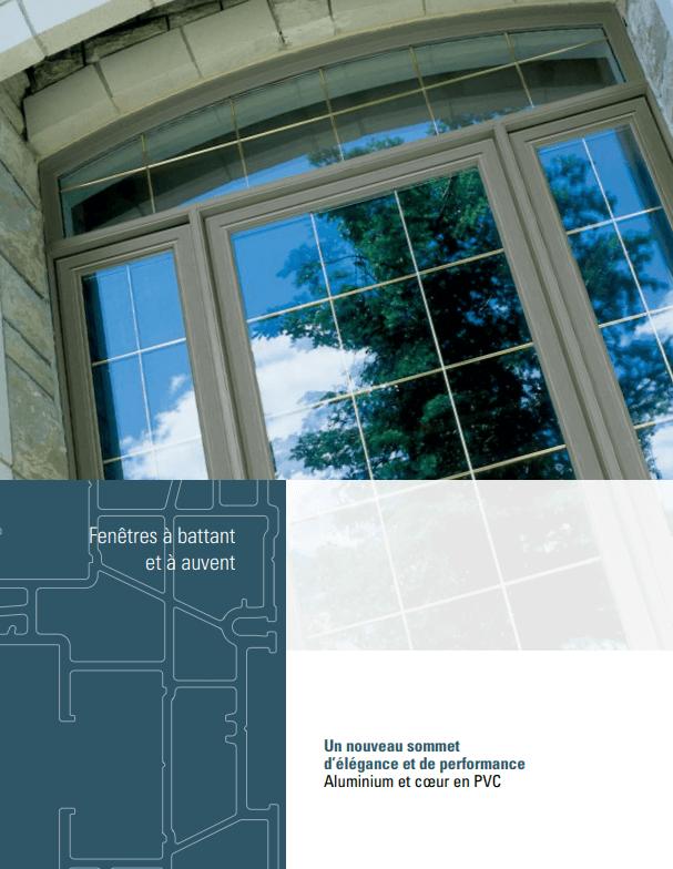Fenêtre à Auvent Portes Et Fenêtres Novoprestige Fabrication Et